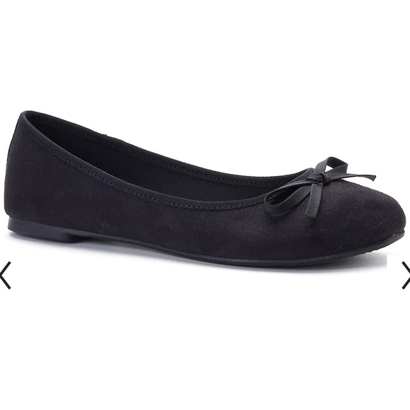 NWT SO Boat Women's Size 8.5 Ballet Flats